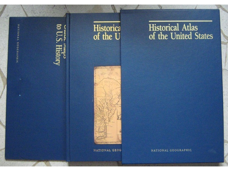 ATLAS OF USA