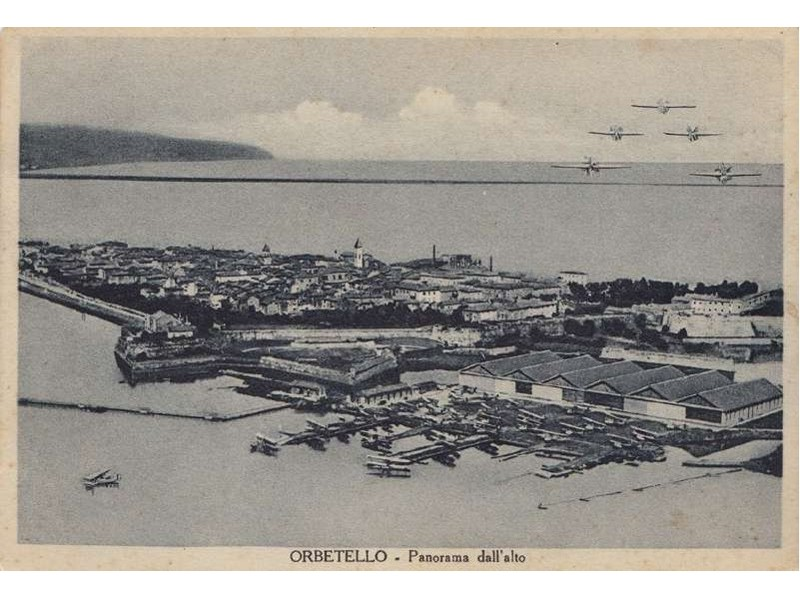 ORBETELLO 1935