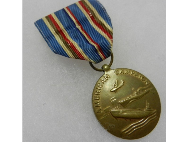 US CAMPAIGN MEDAL