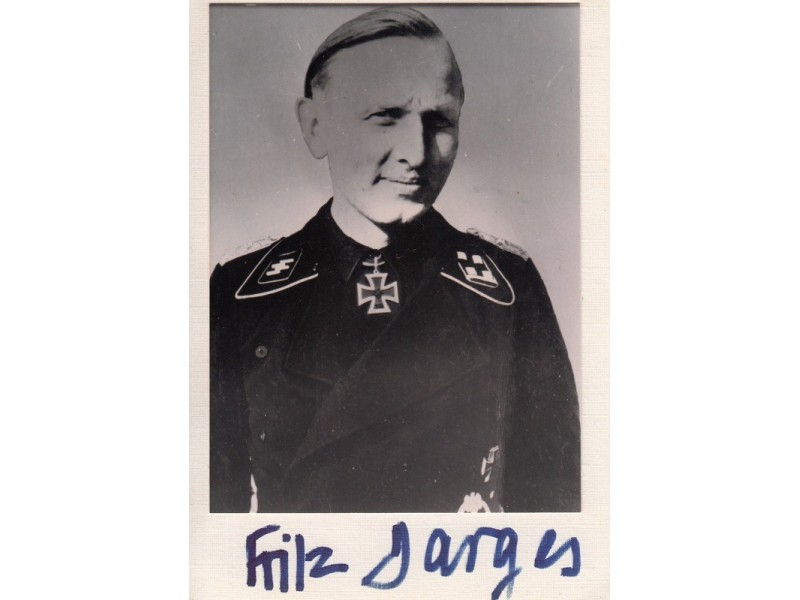 FRITZ DARGES