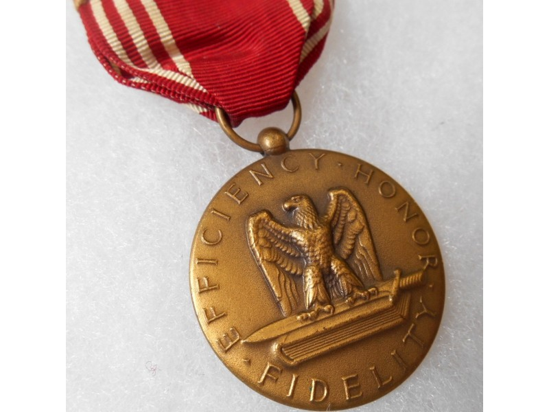 U.S. ARMY GOOD CONDUCT MEDAL