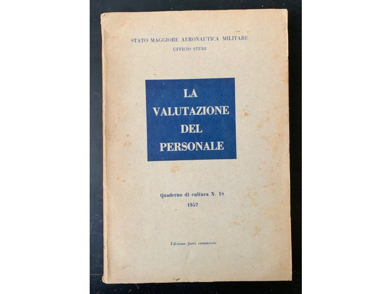 VAL. PERSONALE