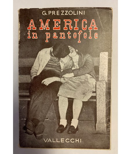 AMERICA IN PANTOFOLE