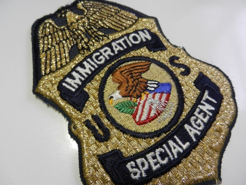 US IMMIGRATION SPECIAL AGENT