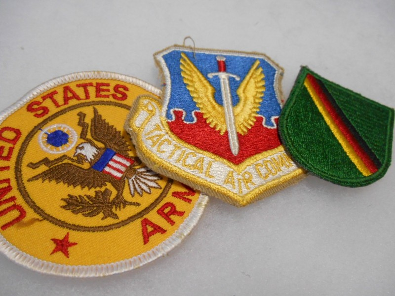 3 USA PATCH