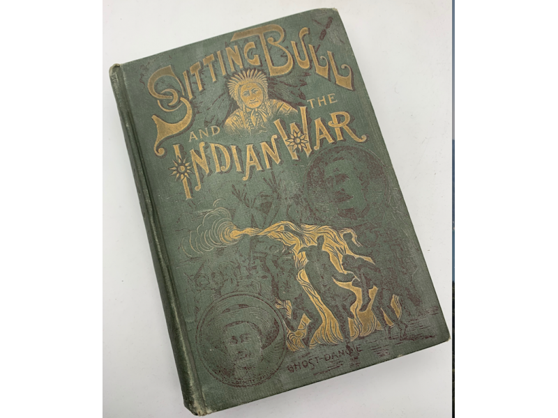 SITTING BULL AND THE INDIAN WAR