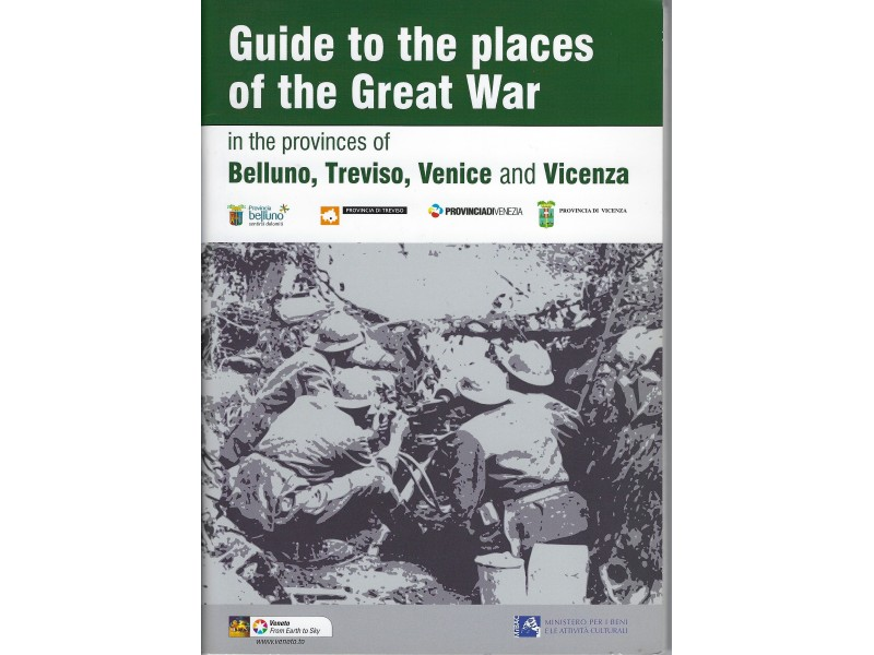 GUIDE TO THE PLACES OF THE GREAT WAR